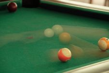 Free Billiard Royalty Free Stock Photo - 1088275