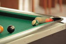 Free Billiard Royalty Free Stock Image - 1088276