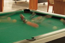 Free Billiard Royalty Free Stock Photos - 1088278