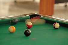 Free Billiard Stock Image - 1088281