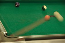 Free Billiard Royalty Free Stock Photo - 1088295
