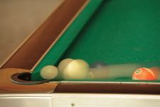 Free Billiard Stock Photo - 1088300