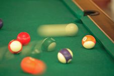 Free Billiard Stock Photos - 1088303