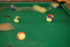 Free Billiard Royalty Free Stock Images - 1088309