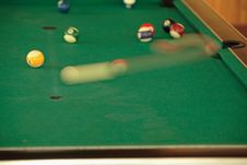 Free Billiard Stock Image - 1088311
