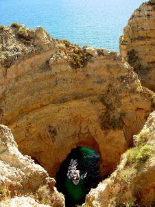 Free Grottos Royalty Free Stock Photos - 1089578
