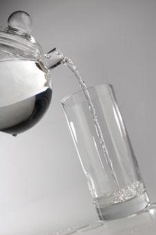 Free Teapot And Glass Stock Photos - 1089893