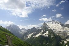 Free Highly In Mountains Stock Photos - 10805403