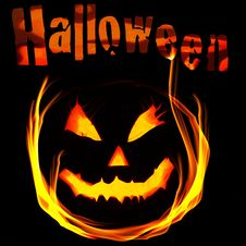 Free Halloween, Pumpkin, Jack O Lantern, Orange Stock Image - 108039281