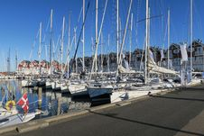 Free Marina, Dock, Harbor, Boat Stock Image - 108040481