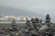 Free Sea, Rock, Coast, Sky Stock Images - 108042044