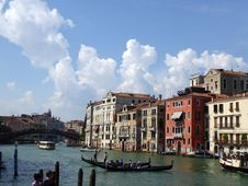 Free Waterway, Sky, Water Transportation, Canal Stock Photo - 108042190