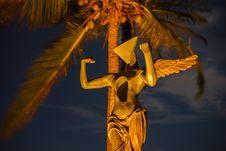 Free Religious Item, Crucifix, Sky, Mythology Royalty Free Stock Images - 108045809