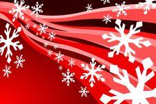 Free Christmas Snowflake Decoration Stock Photo - 10813890
