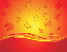 Free Autumn Backgrounds Royalty Free Stock Photo - 10820615