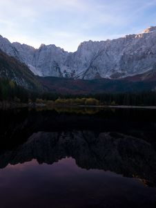 Free Reflection, Nature, Wilderness, Mountain Royalty Free Stock Photography - 108244077