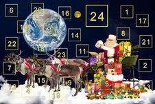 Free Christmas, Art, Technology, Event Royalty Free Stock Image - 108316626