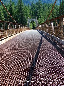Free Bridge, Road Surface, Line, Asphalt Royalty Free Stock Image - 108316646