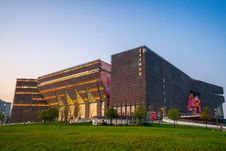 Free Landmark, Building, Architecture, Corporate Headquarters Royalty Free Stock Photos - 108316698