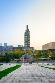 Free Metropolitan Area, Landmark, Skyscraper, Urban Area Stock Image - 108316701