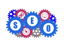 Free Search Engine Optimization SEO Royalty Free Stock Images - 108466369