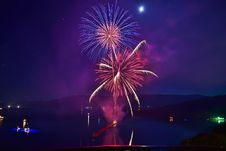 Free Fireworks, Sky, Event, Atmosphere Of Earth Stock Photos - 108523443