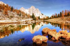 Free Reflection, Nature, Wilderness, Tarn Stock Photography - 108523602