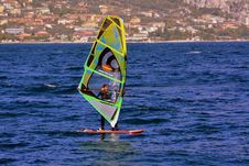 Free Windsurfing, Wind, Water, Surfing Equipment And Supplies Stock Images - 108523754
