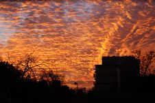 Free Sky, Afterglow, Red Sky At Morning, Cloud Royalty Free Stock Images - 108523759