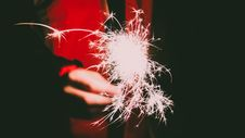Free Photo Of A Person S Hand Holding Firecracker Stock Image - 108798751