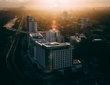 Free Areal Photography Of High-rise Buildings Stock Photography - 108799182
