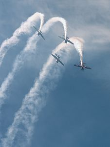 Free Sky, Aviation, Air Show, Cloud Royalty Free Stock Photo - 108957065