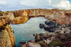 Free Natural Arch, Rock, Coast, Formation Royalty Free Stock Images - 108957299