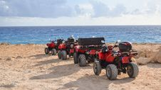 Free All Terrain Vehicle, Vehicle, Mode Of Transport, Beach Stock Photo - 108957310