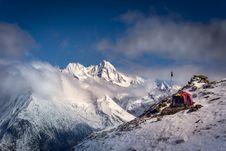 Free Mountainous Landforms, Sky, Mountain Range, Cloud Royalty Free Stock Photo - 108957635