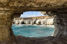 Free Natural Arch, Rock, Sea Cave, Formation Royalty Free Stock Photography - 108957877