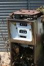 Free Broken Down Pump Stock Photography - 1094762