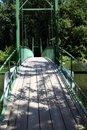 Free Green Bridge Royalty Free Stock Image - 1098926