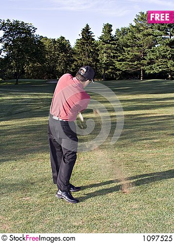 Free Tearing Up The Course Royalty Free Stock Photo - 1097525