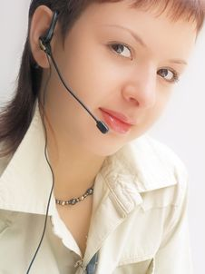 Free Customer Support Stock Images - 1090644