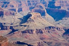 Free Scenic View Of Grand Canyon Royalty Free Stock Photos - 1090958