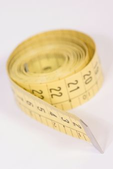 Tailor S Measuring Tape Stock Photography