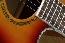 Free Guitar Close Up Stock Photo - 1093820