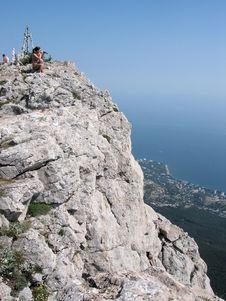 Free Crimea Rocks 04 Royalty Free Stock Photography - 1094067