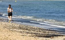 Free Beach5 Royalty Free Stock Photos - 1094118