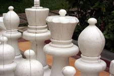 Free Chess Set Close Up Stock Photo - 1094190