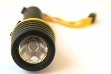 Free Flashlight Royalty Free Stock Photography - 1094777