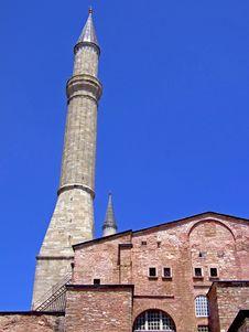 Free Minaret Stock Image - 1094881