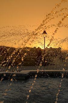 Free City Sunset 5 Stock Photos - 1095623