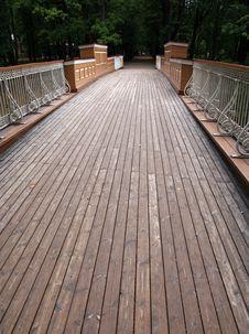 Free Angels Bridge Stock Photo - 1095680